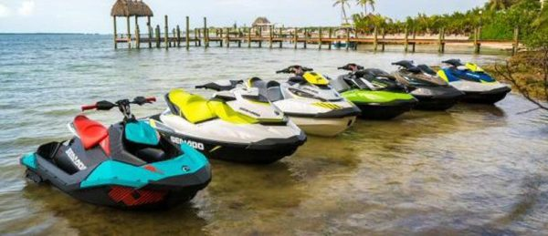BRP's family of Sea-Doo watercraft registered a record market share worldwide this season.
