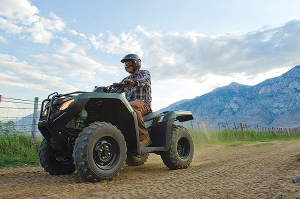 Sales of pre-owned Honda FourTrax Rancher 4x4 ATVs attracted an average gross margin of 19 percent, according to a study of CDK Lightspeed DMS data.