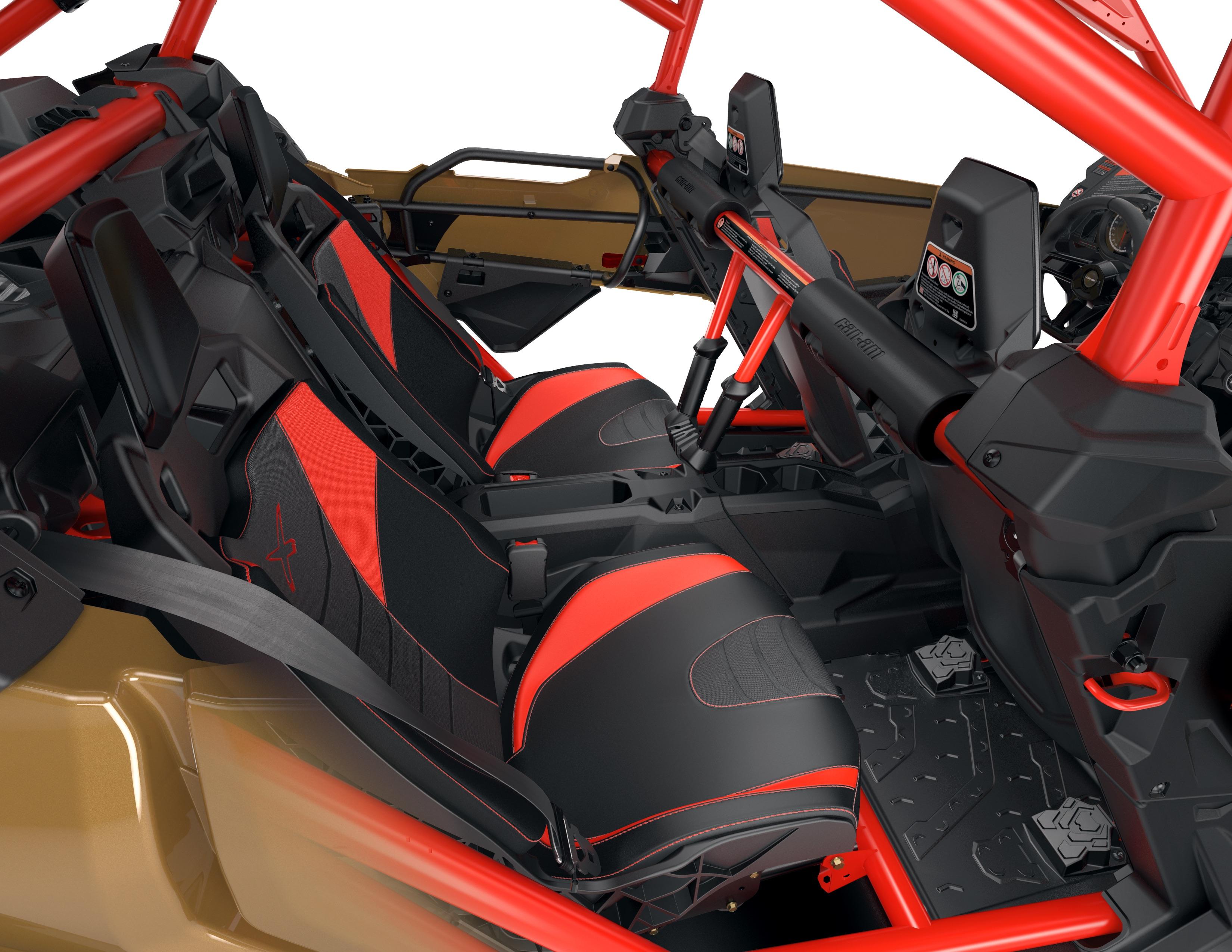 2017 maverick x3 max turbo r_ergo lok cockpit
