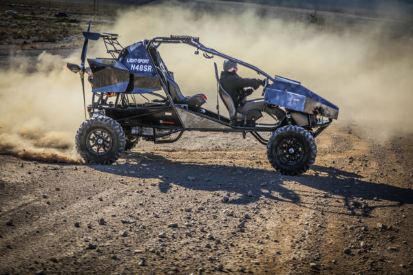 SkyRunner Off-road Aircraft_Roost