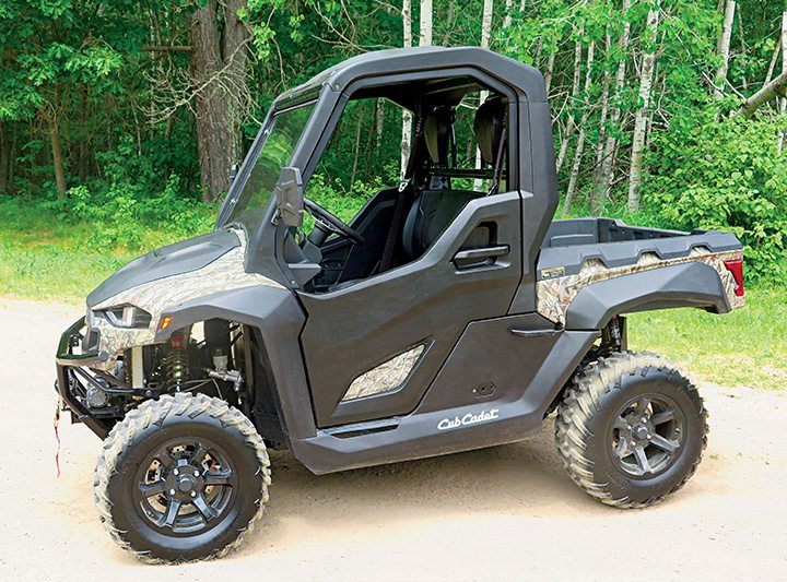 Cub Cadet Challenger 550, 750 brings upgrades | Powersports Business