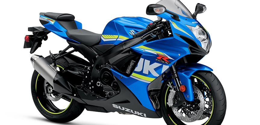Suzuki nears completion of new motorcycle manufacturing