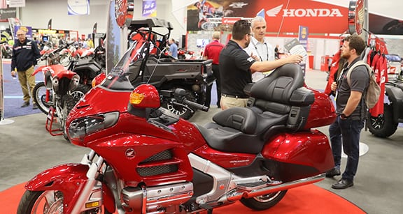 Honda Will Enter Its Fourth Year As An OEM Exhibitor At AIMExpo Presented By Nationwide And Once Again The Brands Entire Product Line Of Two