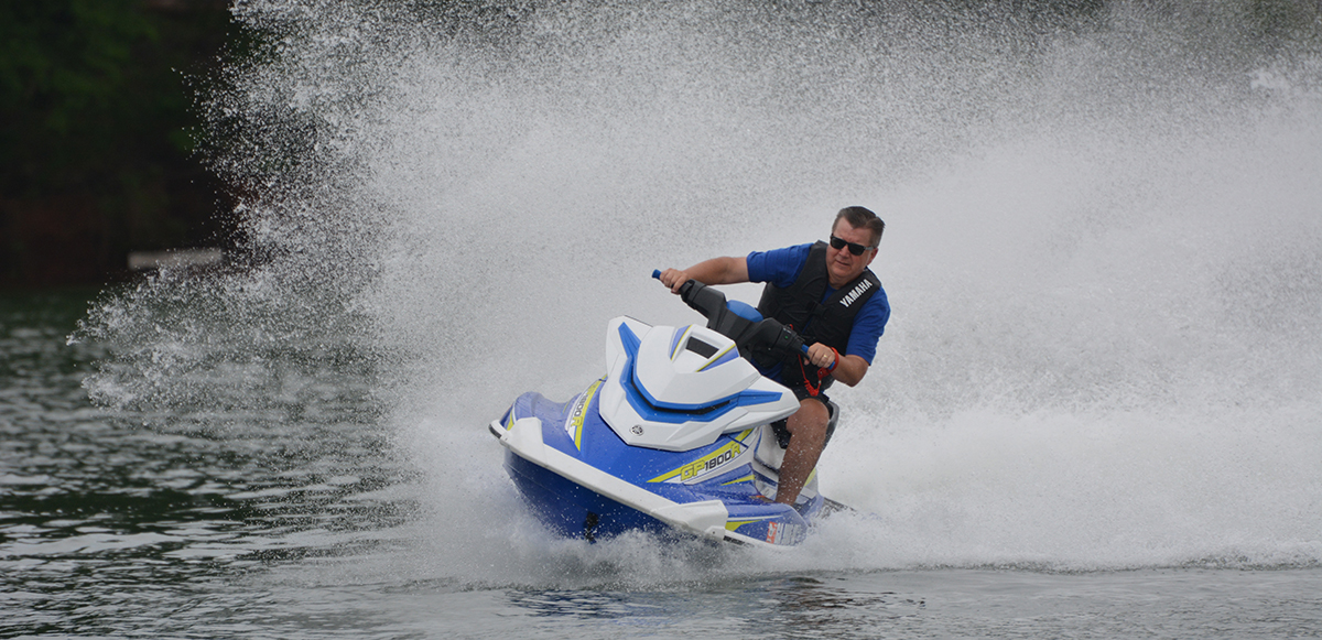 Yamaha unveils 2019 WaveRunner lineup at dealer meeting