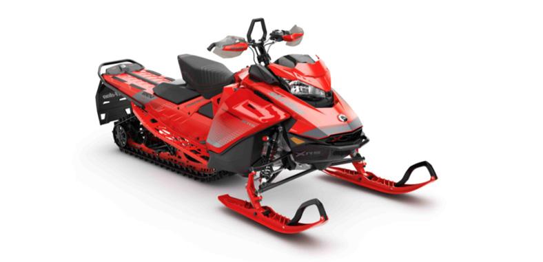 Ski-Doo recall affects 2,900 snowmobiles due to fire hazard