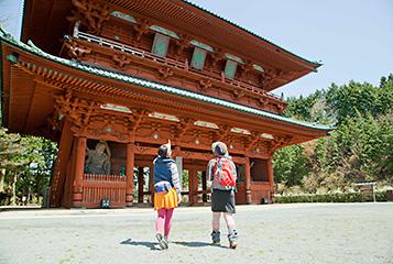 【口コミ】世界遺産に指定された和歌山の高野山、そのふもとにある九度山の慈尊院でのお話