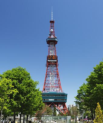 【口コミ】札幌のテレビ塔にパワースポットがあるの知ってました?