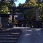 榛名神社正面