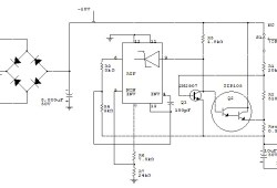 -15 V 1-A Regulated Power Supply