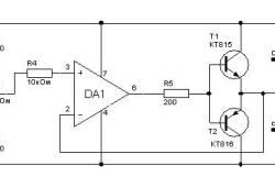 Unipolar to Bipolar DC Converter 30V to ±15V