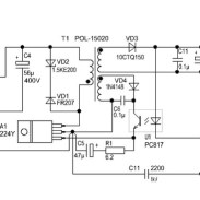 Cool Transformerless Power Supply Fet Power Supply Circuits Wiring Digital Resources Spoatbouhousnl