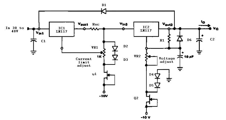 Xbox Power Supply Wiring Diagram on
