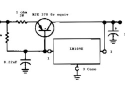 5V / 3A Regulator