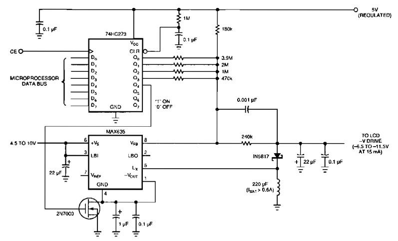 lcd circuit diagram pdf wiring diagram structure Lcd Wiring Diagram