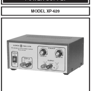 Multi Purpose Bench Power Supply