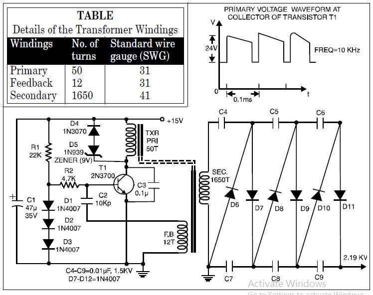 Voltage Multiplier Circuit Diagram Powersupplycircuit Circuit - Meta