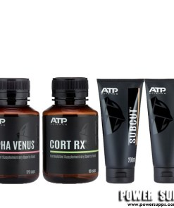 ATP Science ALPHA VENUS + CORT RX + SUBCUT + BLOCK E3 STACK  Venus + Cort Rx + Subcut + Block E3