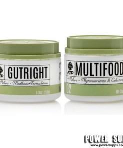 ATP Science MULTIFOOD + GUTRIGHT STACK  Multifood + Gutright