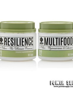ATP Science  MULTIFOOD + RESILIENCE STACK  Multifood + Resilience