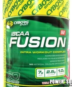 Cyborg Sport iBCAA Fusion Wild Raspberry 50 Serves
