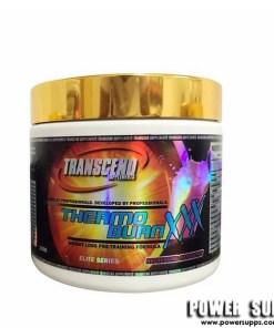 Transcend Supplements THERMOBURN XXX Grape 30 Serves