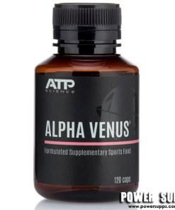 ATP Science Alpha Venus  120 Caps