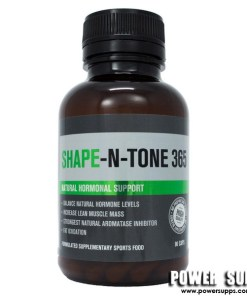 JD Nutraceuticals Shape-N-Tone 365  90 caps