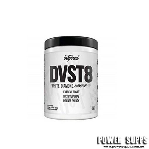 Inspired Nutraceuticals DVST8 White Diamond Reserve Galaxy Pop 40 Serves