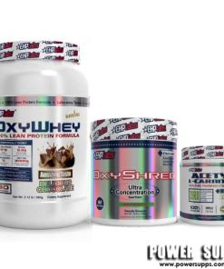 ehplabs oxywhey oxyshred acetyl l-carnitine stack