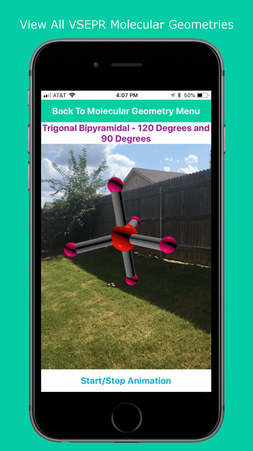 Chemistry Augmented Reality