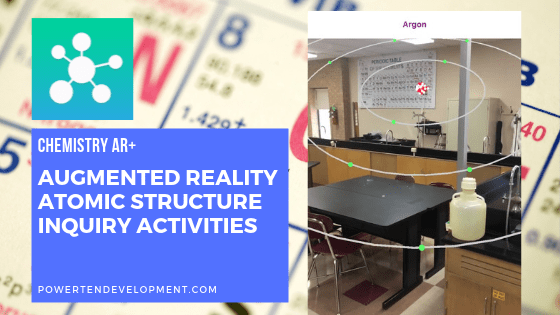 Atomic Structure Augmented Reality Inquiry Resources -
