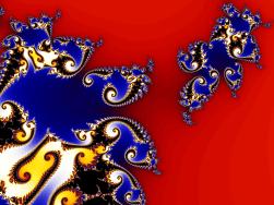 Fractal Art - [tiger render] [pt.12]032