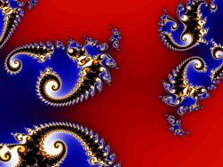 Fractal Art - [tiger render] [pt.12]033