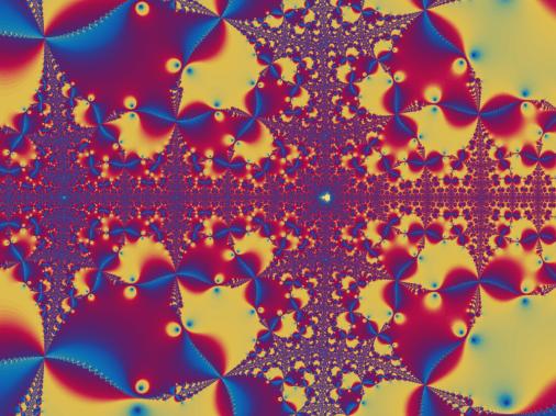 Fractal Art - [tiger render] [pt.13]036