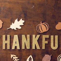 use a gratitude journal