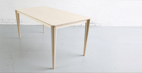 Cruciform Rectangular Table