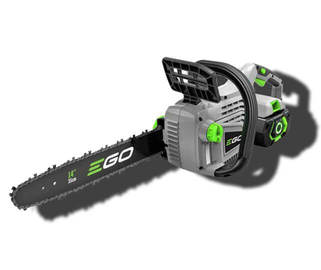 EGO Power+ CS1401 14-Inch 56-Volt Lithium-Ion Cordless Chain Saw