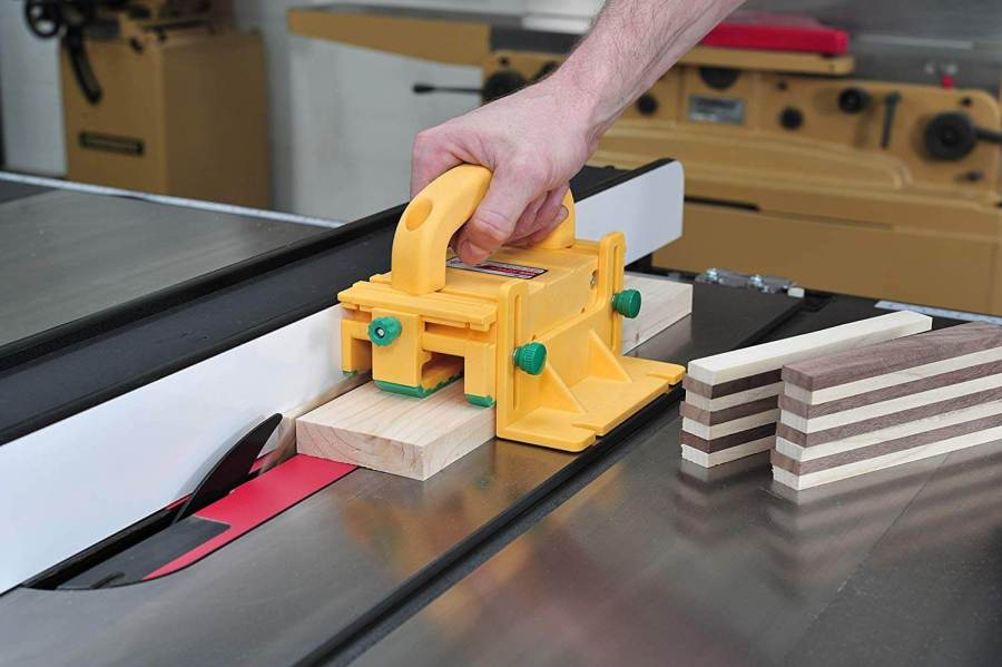 GRR-RIPPER 3D Pushblock for Table Saws