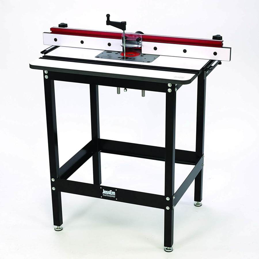 JESSEM Router Table