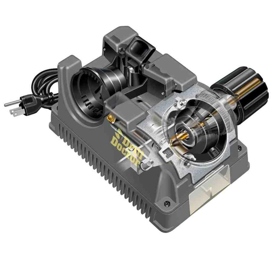 Drill Bit Sharpener 120 Volts- Domestic