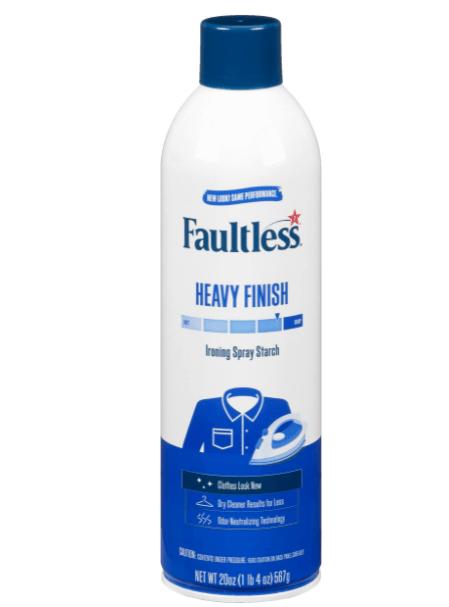 Faultless Spray Starch