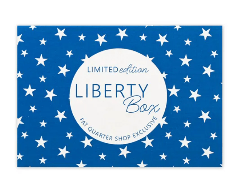 Liberty Box from Fat Quarter Shop