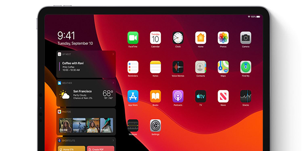 Introducing iPadOS