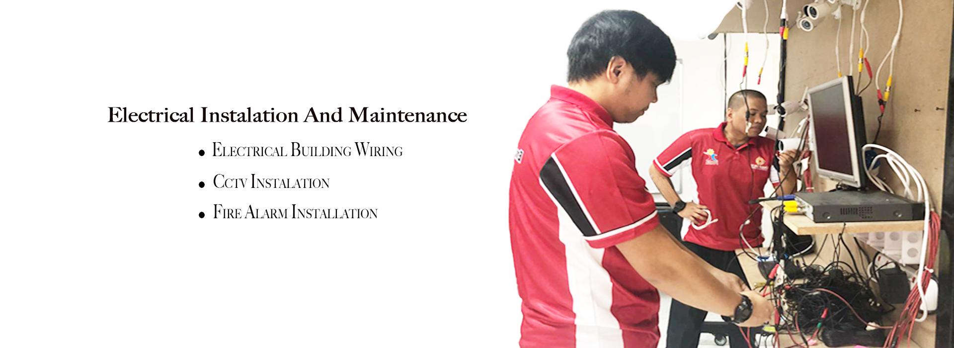 Electrical Installation Maintenance (EIM)