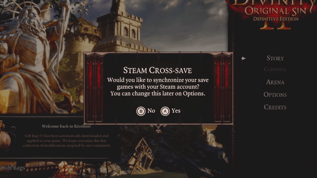 Divinity Original Sin 2 Definitive Edition Is Available On Switch Cross Save With Steam Powerup