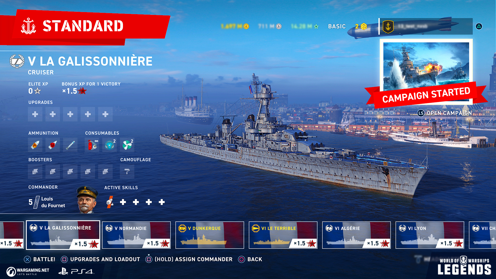 The French Navy makes its World of Warships: Legends debut in latest update  | PowerUp!