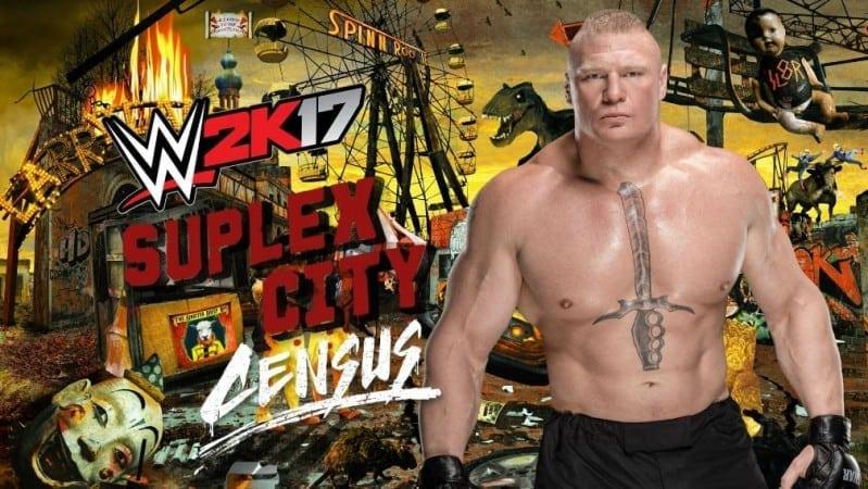 WWE 2K17 takes you down to Suplex City