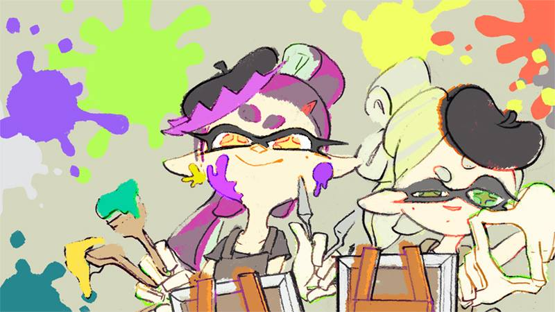 Splatoon's final Splatfest and five new amiibo