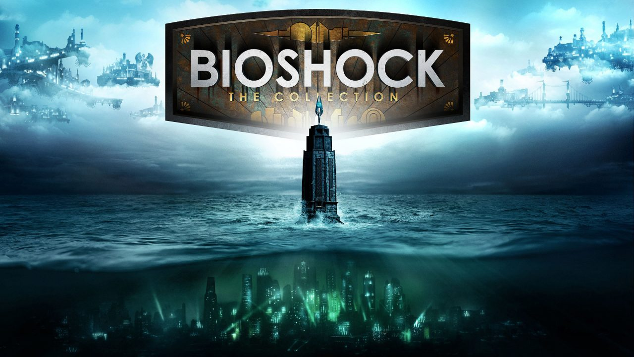 BioShock: The Collection is surfacing in September