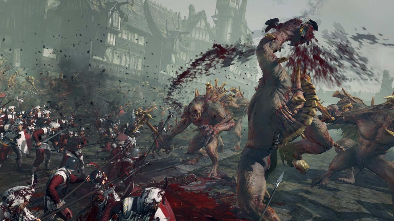 """Get bloody with Total War: Warhammer's """"Blood for the Blood God"""""""